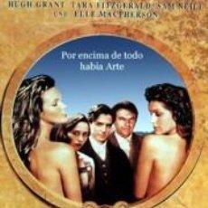 Cine: SIRENAS / PELÍCULA DVD . Lote 104595219