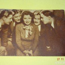 Antiguo Programa de Cine *BELLEZAS A LA VENTA* con Magde Evans del Año 1935