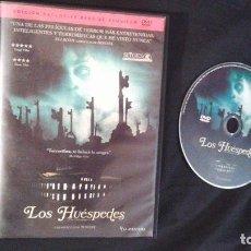 Flyers Publicitaires de films Anciens: LOS HUESPEDES - PELICULA TERROR DVD (TRAMA HOTEL CON FANTASMA) PRESENTADA EN SITGES (ELI ROTH) 2011. Lote 105107727