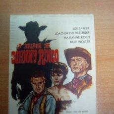 Cine: LA BALADA DE JOHNNY RINGO. Lote 105316215