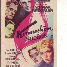 Cine: KVINNODROM SUEÑOS..... Lote 105775571