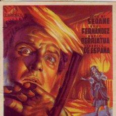 Cine: DOS MUJERES EN LA NIEBLA. Lote 105775855