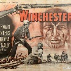 Cine: WINCHESTER 73- JAMES STEWART- CINE FENIX. Lote 106585443