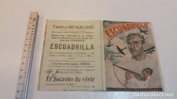 Cine: Escuadrilla, Teatro Menacho, Hércules Film. Luchy Soto... - Foto 4 - 107098487