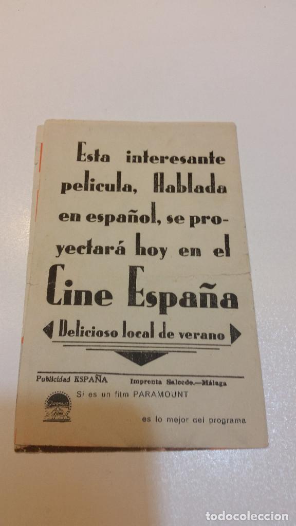 Cine: Identidad Desconocida, Paramount Film, Cine España. - Foto 2 - 107264075