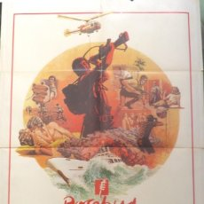 Cine: ROSEBUD MOVIE POSTER ( AN OTTO PREMINGER FILM ) STYLE C/ONE SHEET/1974?. Lote 107854587