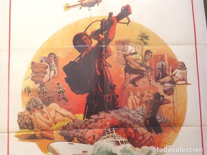 Cine: Rosebud movie poster ( An otto preminger film ) Style C/One sheet/1974? - Foto 6 - 107854587