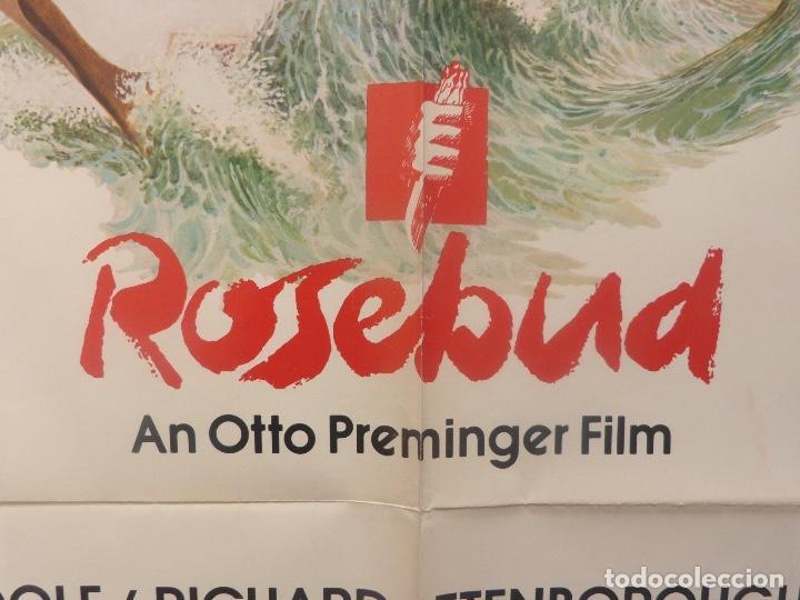 Cine: Rosebud movie poster ( An otto preminger film ) Style C/One sheet/1974? - Foto 7 - 107854587