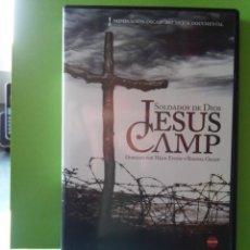 Cine: JESUS CAMP. SOLDADOS DE DIOS. Lote 108245879