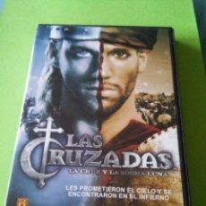 Cine: LAS CRUZADAS. LA CRUZ Y LA MEDIA LUNA. Lote 108256131