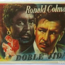 Cinema - doble vida - 108922455