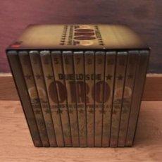 Cine: COLECCIÓN DE 13 DVD. COMPLETA. DUELOS DE ORO. ( FUTBOLL ). Lote 109106923
