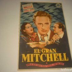 Cine: EL GRAN MITCHELL , SIN PUBLICIDAD. Lote 109282591