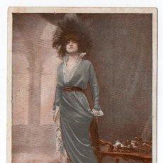 Cine: PROGRAMA TARJETA LA FEMME NUE (LA MUJER DESNUDA) - LYDA BORELLI -SALÓN CATALUÑA. Lote 109291167