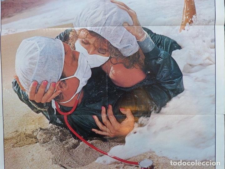 Cine: Young doctor in love movie poster,1982,twentieth century-Fox. - Foto 3 - 109986395