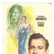 Cine: HONRARÁS A TU MADRE - PEDRO INFANTE, EMILIA GUIU - DIRECTOR J. RODRIGUEZ - JANO. Lote 110013167