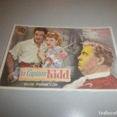 Cine: FOLLETO DE MANO PROGRAMA DE CINE. Lote 110655423