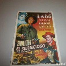 Cine: FOLLETO DE MANO PROGRAMA DE CINE. Lote 110655611
