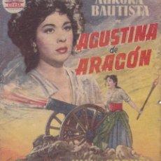 Cine: AGUSTINA DE ARAGÓN . Lote 110909543