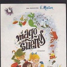 Cine: PROGRAMA EL MAGO DE LOS SUEÑOS LA FAMILIA TELERIN . Lote 110957235