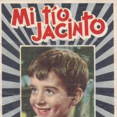 Cine: MI TÍO JACINTO . Lote 111012275