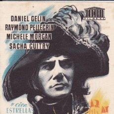 Cine: NAPOLEÓN DIRECTOR SANCHA GUITRY 1956. Lote 111572403