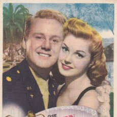 Cine: JUEGO DE PASIONES CON VAN JOHNSON Y ESTHER WILLIAMS CINEMAS PRINCIPAL Y LA RAMBLA AÑO 1950. Lote 111920435