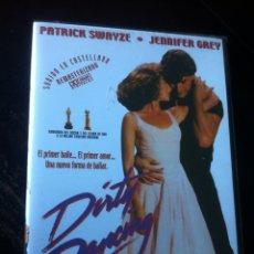 Cine: DVD DIRTY DANCING - PATRICK SWAYZE. DESCATALOGADO. NUEVO PRECINTADO. Lote 112292803
