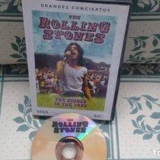 Flyers Publicitaires de films Anciens: DVD DE THE ROLLING STONES . Lote 112305783