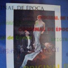 Cine: (PG-180001)PROGRAMA DE CINE DE LILI DAMITA EN LA POUPEE DE PARIS. Lote 112330695