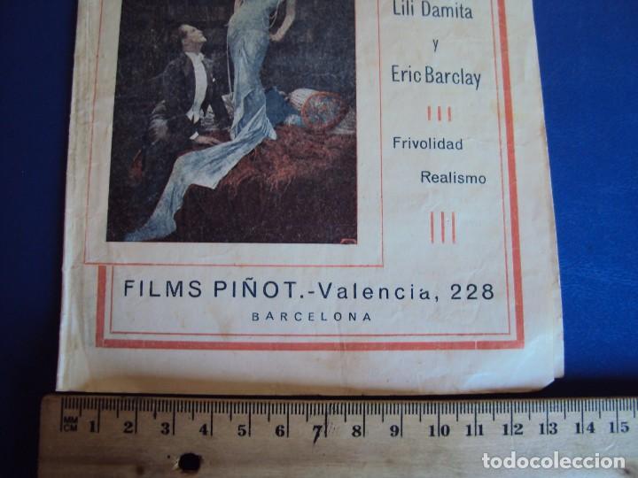 Cine: (PG-180016)PROGRAMA DE CINE DE LILI DAMITA EN LA POUPEE DE PARIS - Foto 4 - 112333615