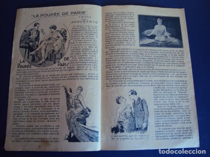 Cine: (PG-180016)PROGRAMA DE CINE DE LILI DAMITA EN LA POUPEE DE PARIS - Foto 5 - 112333615