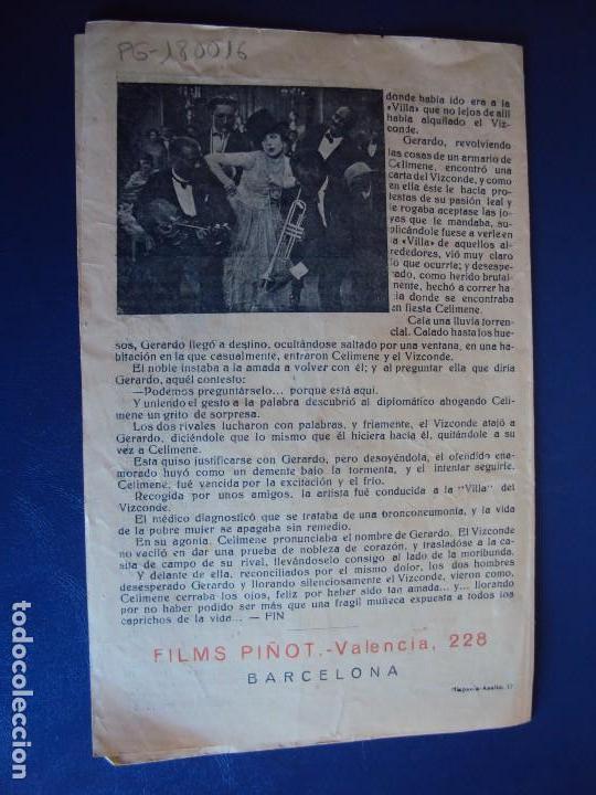 Cine: (PG-180016)PROGRAMA DE CINE DE LILI DAMITA EN LA POUPEE DE PARIS - Foto 6 - 112333615