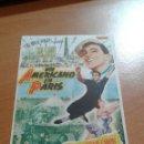 Cine: UN AMERICANO EN PARÍS CINE JOFRE. Lote 112451127