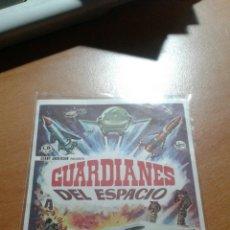 Cine: GUARDIANES DEL ESPACIO SIMPLE. Lote 112554367