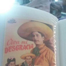 Cine: VIVA MI DESGRACIA SIMPLE. Lote 112626478