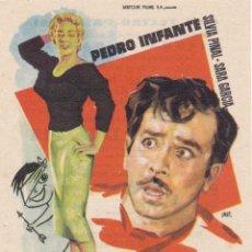 Cine: EL INOCENTE CON PEDRO INFANTE,SILVIA PINAL, SARA GARCÍA AÑO 1958 (PUBLICIDAD). Lote 113851691