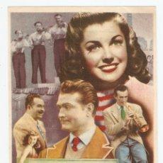 Cine: ESCUELA DE SIRENAS - RED SKELTON, ESTHER WILLIAMS, XAVIER CUGAT, HARRY JAMES -DIRECTOR GEORGE SIDNEY. Lote 113904171
