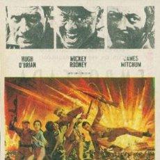 Cine: EMBOSCADA EN LA BAHÍA (CON PUBLICIDAD). Lote 114216507