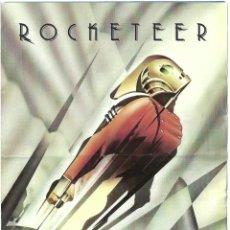 Cine: ROCKETEER PROGRAMA DOBLE JENNIFER CONNELLY WALT DISNEY COMIC. Lote 114283123