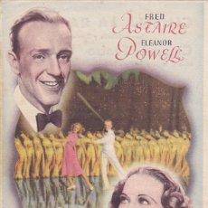 Cine: LA NUEVA MELODÍA DE BROADWAY CON FRED ASTAIRE, ELEANOR POWELL AÑO 1944. Lote 114823779