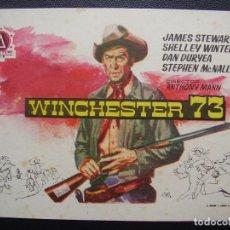 Cine: WINCHESTER 73, JAMES STEWART. Lote 114828975