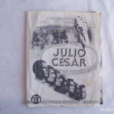 Cine: JULIO CESAR GRANDE DOBLE CON CINE 6. Lote 114911887