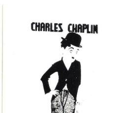 Cine: LA QUIMERA DEL ORO PROGRAMA CLICHE FILMAYER CHARLES CHAPLIN. Lote 115019783