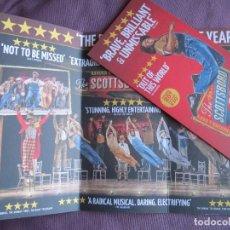 Cine: THE SCOTTSBORO BOYS TEATRO. Lote 115370055