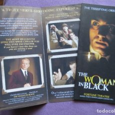 Cine: THE WOMAN IN BLACK. Lote 115370751