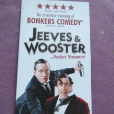 Cine: JEEVES AND WOOSTER. Lote 115371239