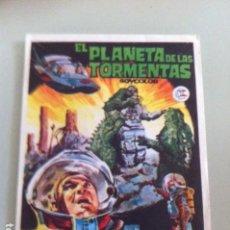 Cine: EL PLANETA DE LAS TORMENTAS. Lote 115590671