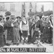 Cine: UNA ESCENA DE NOBLEZA BATURRA.-. Lote 115678751