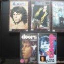 Cine: LOTE VHS THE DOORS. Lote 118442071